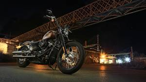 2018 Harley-Davidson Street Bob First Ride Review