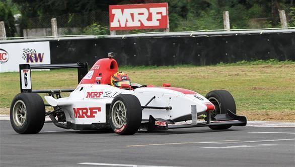 2017 MRF MMSC FMSCI NRC Rd 5: Anindith Reddy seals MRF F1600 title