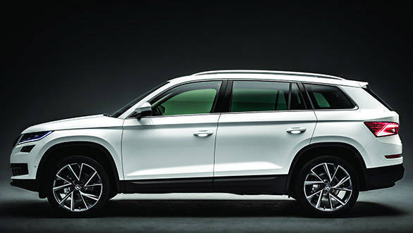 Skoda to launch Kodiaq SUV in India early November 2017