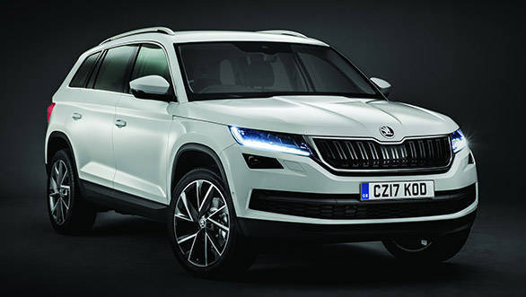 Skoda Kodiaq India specifications leaked