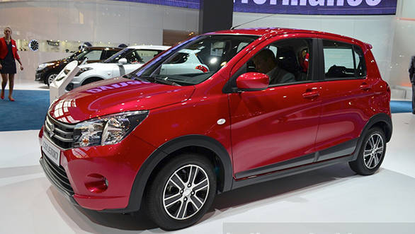 maruti suzuki celerio x celerio cross to be launched in india soon overdrive. Black Bedroom Furniture Sets. Home Design Ideas