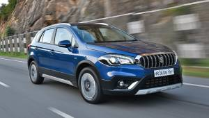 Suzuki S-Cross facelift | Details and specifications