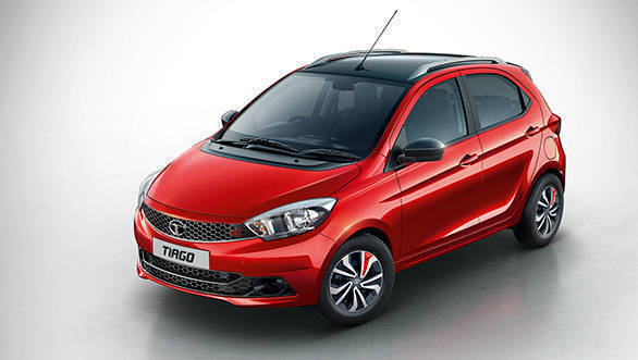 Image result for Tata Tiago Wizz Limited Edition unveiled in India at Rs 4.52 Lakh