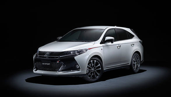 Toyota reveals GR sports auto series in Japan