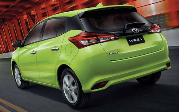 2018 toyota yaris thailand. plain toyota 2017 toyota yaris facelift revealed in thailand intended 2018 toyota yaris thailand n