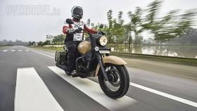 2017 UM Renegade Commando Mojave first ride review