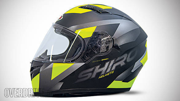 Product review: Shiro SH-600 Brno helmet