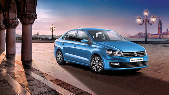 Volkswagen Volkfest brings in Ameo, Polo anniversary edition and Vento AllStar
