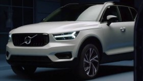 Live updates: Volvo XC40 global reveal. Volvo's new compact SUV arrives in India mid-2018