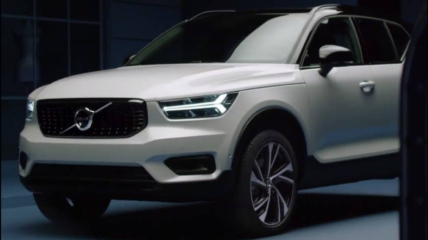 2018 Volvo XC40 leaked! Coming to India mid-2018!