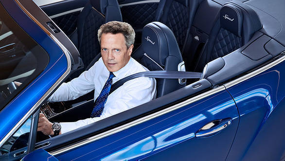 Wolfgang Durheimer, Bentley CEO, might step down