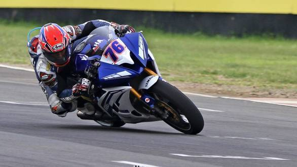 2017 ARRC Round 5: Md Zaqhwan Zaidi gains SuperSport 600 championship lead
