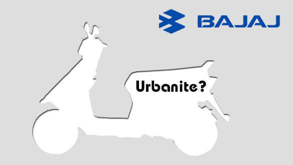 Bajaj Urbanite logo composition