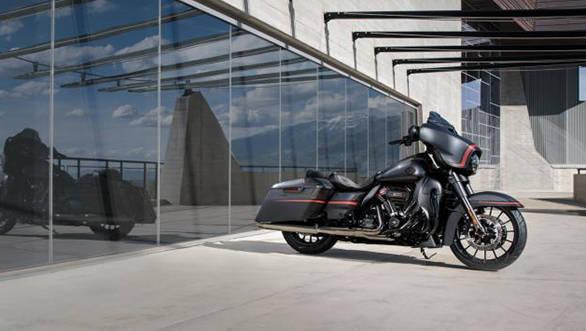 2018 Harley-Davdison CVO Street Glide
