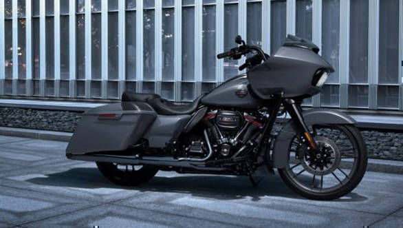 2018 Harley-Davdison CVO Road Glide