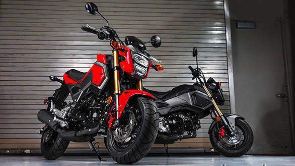 Say hello to the Honda MSX 125 Grom!