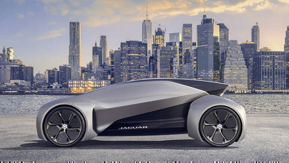 Jaguar Future-Type image gallery