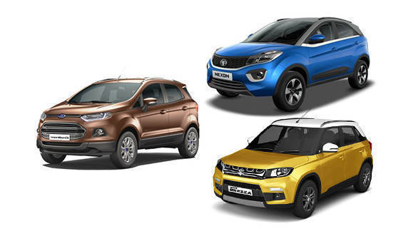 Tata Nexon SUV, a better buy over the Maruti Suzuki Vitara Brezza and the Ford EcoSport?
