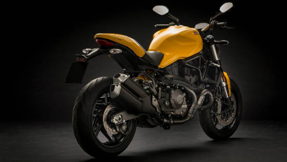 Ducati reveals updated Monster 821