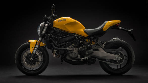 2018 Ducati Monster 821 to be launched tomorrow via twitter