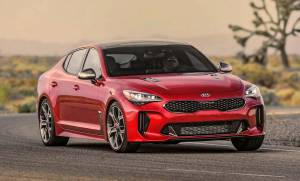 India-bound Kia Stinger GT 3.3 first drive review