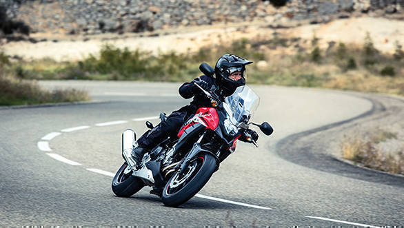 Honda CB500X second ride review