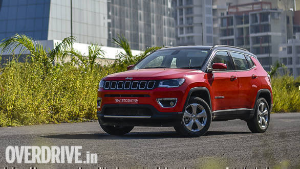 Jeep Compass recalled in India over faulty airbags