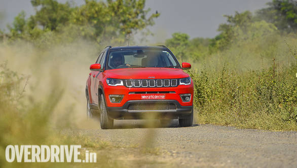 Jeep Compass petrol automatic review