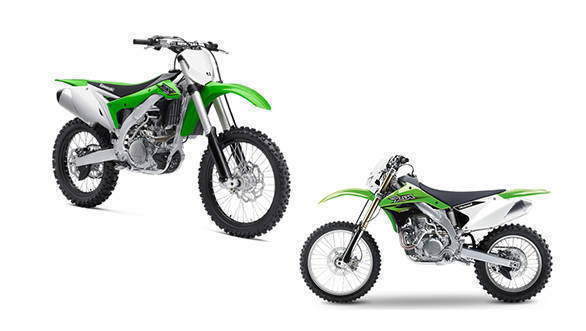 Kawasaki India launches the KX450F and KLX450R at Rs 7.97 lakh and Rs 8.49 lakh respectively