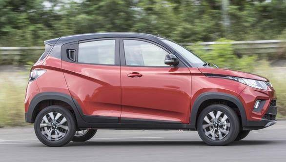 2017 Mahindra KUV100 NXT first drive review