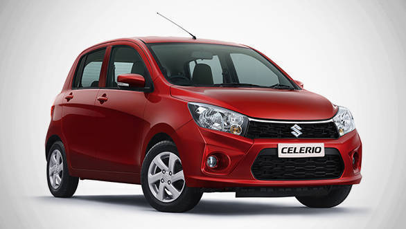 Maruti Suzuki Celerio facelift launched in India at Rs 4.15 lakh