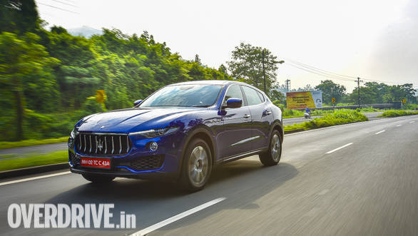 Maserati Levante Diesel road test review