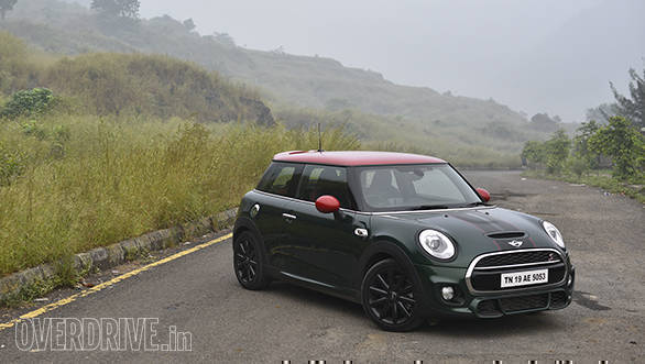 2017 Mini Cooper S JCW Pro edition road test review