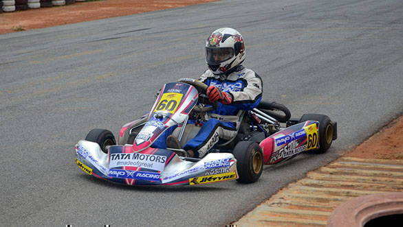 2017 National Karting Championship: Aaroh Ravindra, Yash Aradhya, Arjun Rajiv take home titles