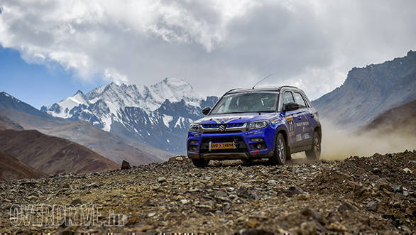 2017 Maruti Suzuki Raid de Himalaya: The Road Less Taken