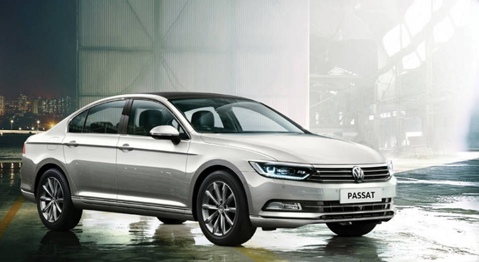 2017 Volkswagen Passat launched in India