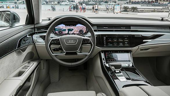 Audi AL First Drive Review Overdrive - 2018 audi a8