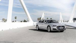 2018 Audi A8L first drive review