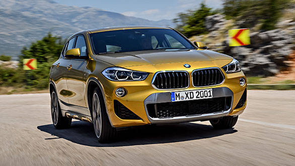 2018 BMW X2 details and specifications released