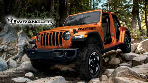 2018 Jeep Wrangler specs leaked via owner's manual