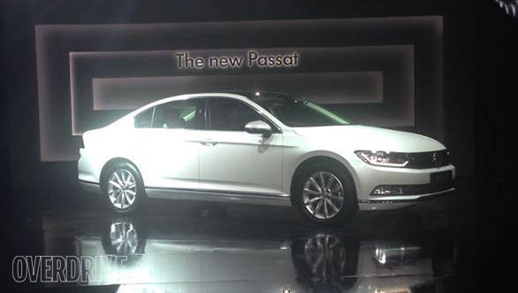Volkswagen Passat launched in India @ Rs 29.99 lakh