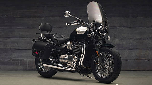 Triumph to launch four new motorcycles in 2018