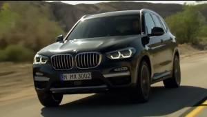2018 BMW X3 First Drive