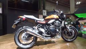 2018 Kawasaki Z900RS -2017 Tokyo Motor Show
