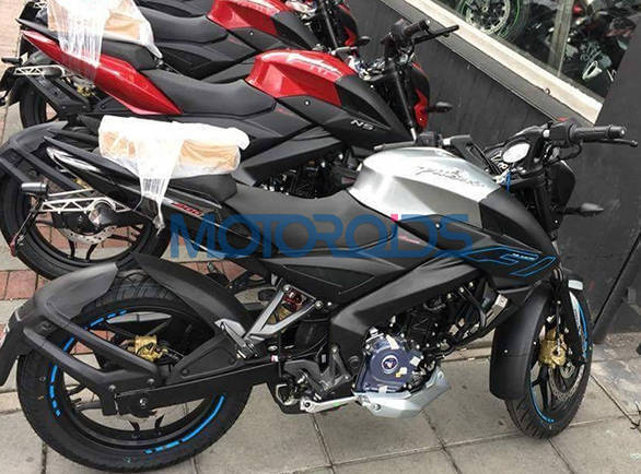 2018 Bajaj Pulsar NS200 Fi with ABS launched in India at Rs