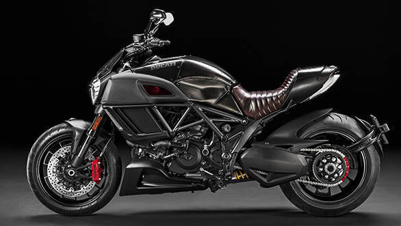 Ducati Diavel Diesel limited edition deliveries begin in India