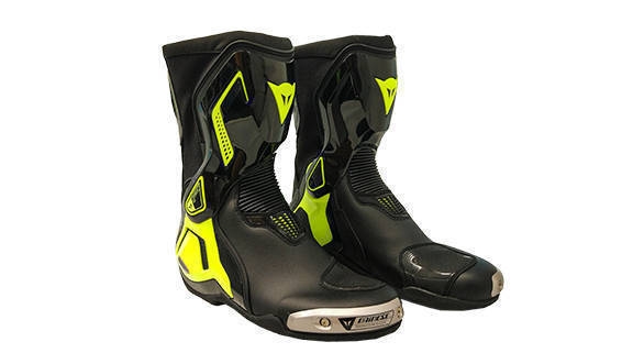 Product review: Dainese Torque Out D1 Air boots