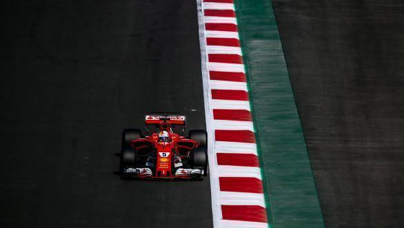 F1 2017: Sebastian Vettel storms to 50th career pole at Mexican GP