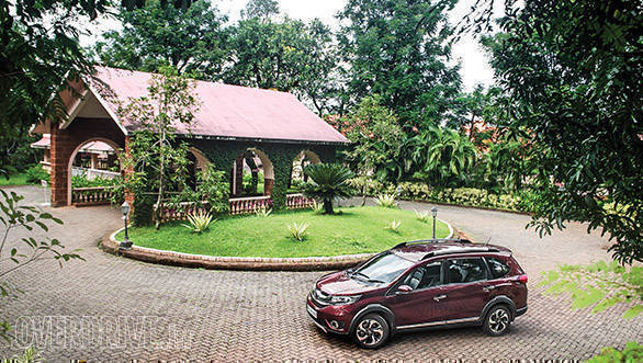 Travelogue: Exotic escape in the Honda BR-V