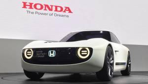 Honda Sport EV Concept - 2017 Tokyo Motor Show